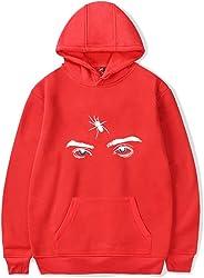 SIMYJOY Billie Eilish Bellyache Hoodie Pullover Hiphop Street Fashion Oversized Sweatshirt