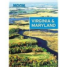 Moon Virginia & Maryland: Including Washington DC (Moon Handbooks) (English Edition)