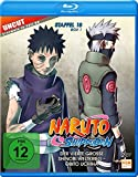 Naruto Shippuden - Der vierte große Shinobi Weltkrieg - Obito Uchiha - Staffel 18.1: Episode 593-602 - uncut [Blu-ray]