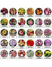 Kraft Seeds Flower Seeds, Heirloom Seed and Beautiful Bloom (Pack of 30)