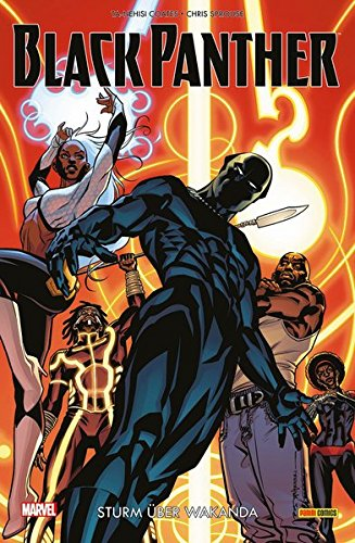 Black Panther: Bd. 2: Sturm über ()