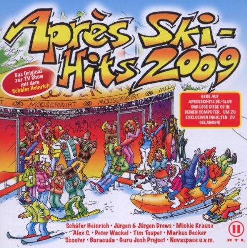61ZNOQjK27L - Apres Ski Hits 2009