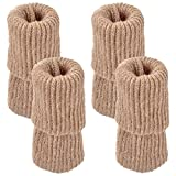 Mogokoyo Furniture Protector Pads-Chair Leg Socks Table Feet Covers Cloth Furniture Foot Cups