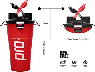 Strauss Dual Shaker Pro 700ml