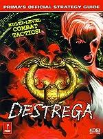 Destrega - Prima's Official Strategy Guide de Prima Development