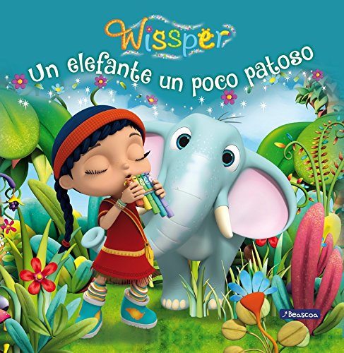 Un elefante un poco patoso (Wissper. Primeras lecturas) por Varios autores