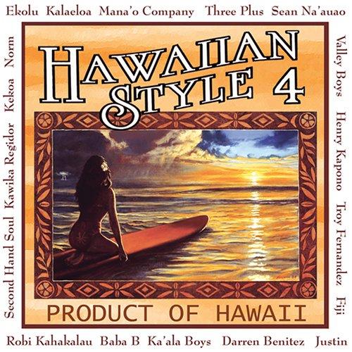 Preisvergleich Produktbild Vol.4-Hawaiian Style