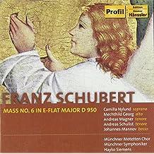 Schubert: Misa d 950