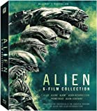Alien: 6-Film Collection (6 Blu-Ray) [Edizione: Stati Uniti]
