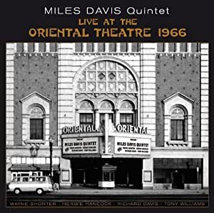 At The Oriental Theatre 1966 (2CD)