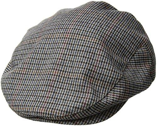 Brixton Hooligan SNAP Cap Headwear, tan/Navy, XL Navy Snap