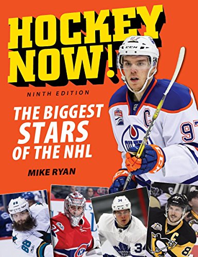 Hockey Now!: The Biggest Stars of the NHL por Mike Ryan