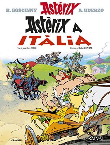 Astèrix a Itàlia por René Goscinny