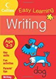 Writing Age 3-5: Book 1 (Collins Easy Learning Age 3-5)