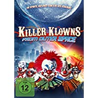 Killer Klowns - From outer Space - Mediabook