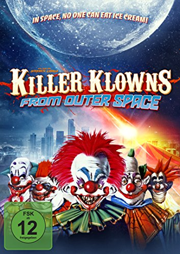 Killer Klowns - From outer Space -