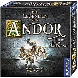 KOSMOS Spiele 692803 - Die Legenden von Andor - Teil III Die letzte Hoffnung Die Legenden von Andor