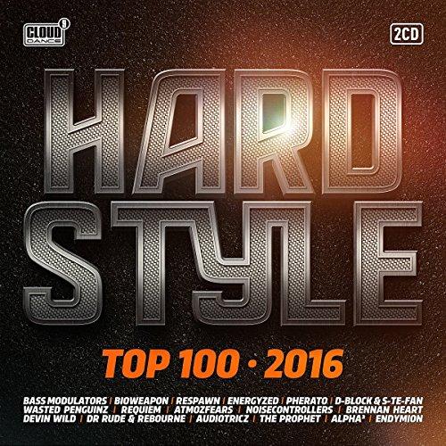 Preisvergleich Produktbild Hardstyle Top 100-2016