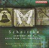 """Schnittke: Sinfonie 8/Suite from """"the Census List"""""""
