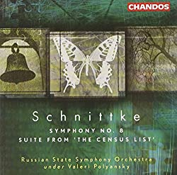 """Schnittke: Sinfonie 8suite From """"The Census List"""""""