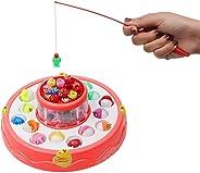 Popsugar Fishing Game Set, Pink