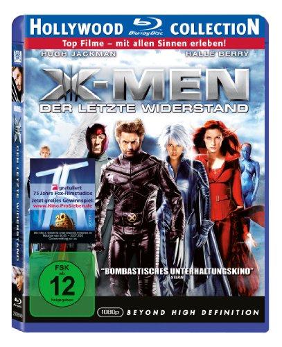 X-Men 3 - Der letzte Widerstand [Blu-ray] - Netzteil Tv-teil