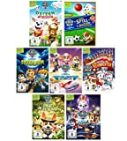Paw Patrol - Volume 8-14 im Set - Deutsche Originalware [7 DVDs]