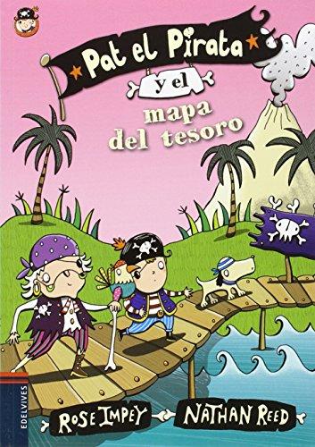 Pat el Pirata y el mapa del tesoro (Colección: Pat el Pirata)