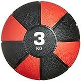 AmazonBasics Medizinball / Gewichtsball, 3kg -