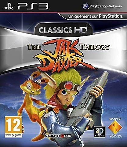 Jak & Daxter : trilogie 3D - classics