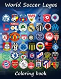 World Soccer Logos Coloring Book: World football team badges of the best clubs in the world, this coloring book is different as in the colored badges 80 teams to enjoy. Great for kids and adults.