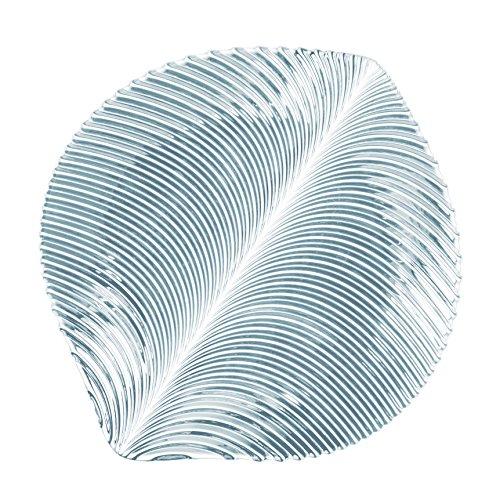 Spiegelau & Nachtmann 0098029-0 Set/2 4049/Assiettes Plates 27 cm Mambo UK/4 K, 2 unités, Verre, Transparent, 2,4 x 27 x 27 cm