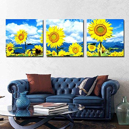 Ornamenti parete di alta qualità (cristallo) Film Camera pittura moderna pittura decorativa Soggiorno senza cornice Affreschi Pittura Ristorante ( colore : #5 , dimensioni : 40*40cm )