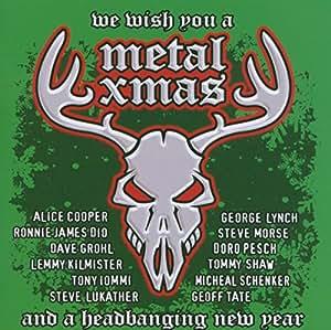 We Wish You a Metal Xmas-2011 Edition