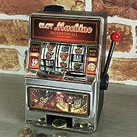 "Preisvergleich für Global Gizmos 140.081cm Mini Arcade One Armed Bandit Slot Fruit Maschine Spardose ""Spielzeug"