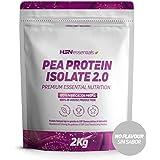 Proteína en Polvo Orgánica de Guisante sin Sabor NutriZing ...