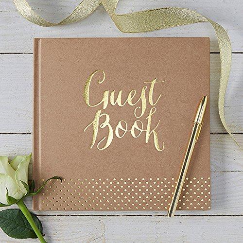 ginger-ray-libro-degli-ospiti-per-matrimonio-colore-carta-da-pacchi-e-foglia-doro-della-collezione-k