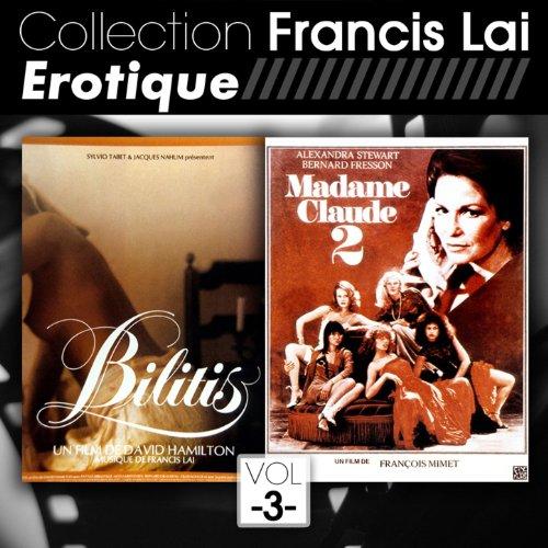 Collection Francis Lai: Erotique, Vol. 3 (Bandes originales de films)