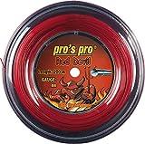 Pro's Pro Red Devil 200m teuflisch gute Tennissaite