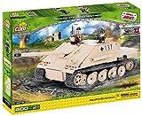 Cobi 2473 - Konstruktionsspielzeug, SD KFZ 173 Jagdpanther, beige