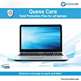 Quess Care Total Protection Plan for 2 Year Accidental Damage and Liquid Damage and 2nd Year EW for Laptop Between 30000…