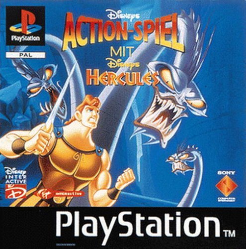 Disneys Hercules - Platinum (Action-spiel Hercules)