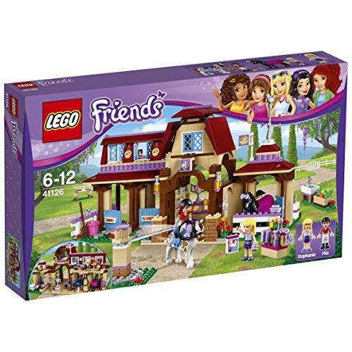 LEGO 41126 Friends Heartlake Riding Club Construction Set – Multi-Coloured