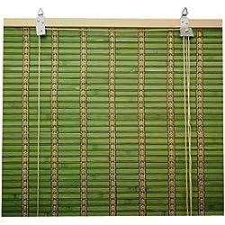 Persiana de bambú 7 colores 12 medidas desde 60 x 135 cm