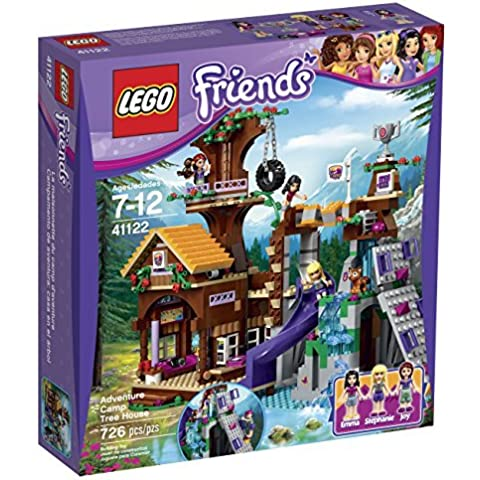LEGO Friends Adventure Camp Tree House 41122 by LEGO