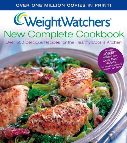 Weight Watchers New Complete Cookbook by Weight Watchers (2006-02-13)