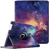 Fintie iPad 4 / 3 / 2 Funda - Giratoria 360 Grados Smart Case Funda Carcasa con Función y Auto-Sueño / Estela para Apple iPad 4 / iPad 3 / iPad 2, Galaxy