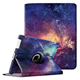 Fintie Apple iPad 2/3/4 Case - 360 Degree Rotating Stand Smart Case Cover