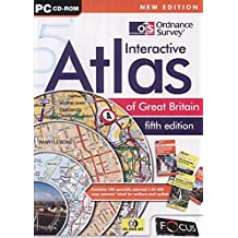 Ordnance Survey Interactive Atlas of GB 5th Edition