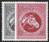 Goldhahn Deutsches Reich Nr. 900-901